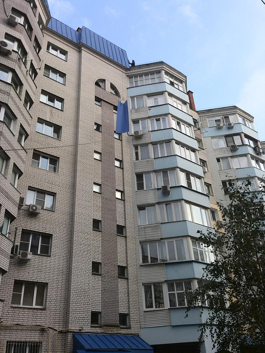 Требуются промышленные альпинисты в санкт петербурге